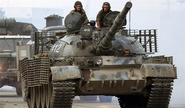 Tăng T-62 huyền thoại của Liên Xô đã bị Trung Quốc lấy đi như thế nào? ảnh 3