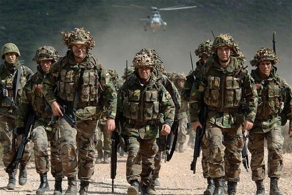 Quân đội nước nào yếu kém nhất trong khối NATO? ảnh 2