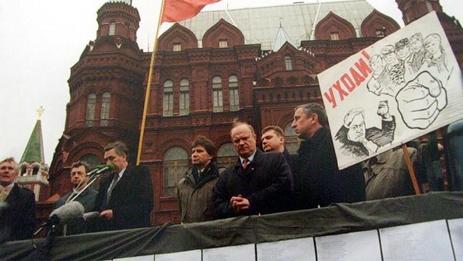 """Vì sao Đặc nhiệm """"Alpha"""" đã từ chối thực hiện mệnh lệnh giết người của Yeltsin? ảnh 3"""