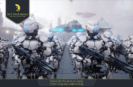 Vũ khí trí tuệ nhân tạo của quân đội Mỹ sẽ khống chế Trung Quốc? ảnh 1