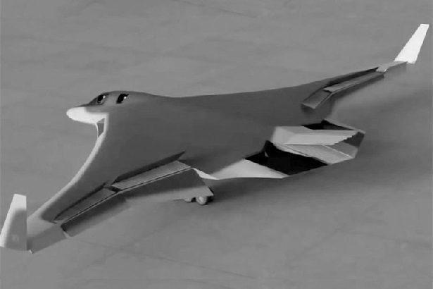 """""""Product-80"""": máy bay tàng hình siêu hiện đại của quân đội Nga khiến Mỹ hoang mang ảnh 2"""
