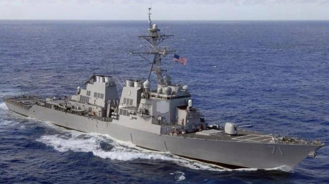 Tương quan sức mạnh Hạm đội Biển Đen của Nga và Hạm đội 6 của Mỹ ảnh 2