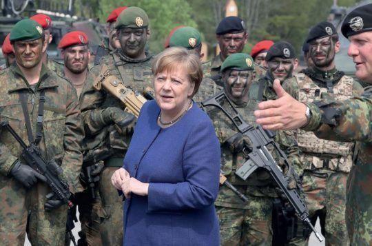 EU thành lập quân đội riêng sẽ làm NATO tan rã? ảnh 3