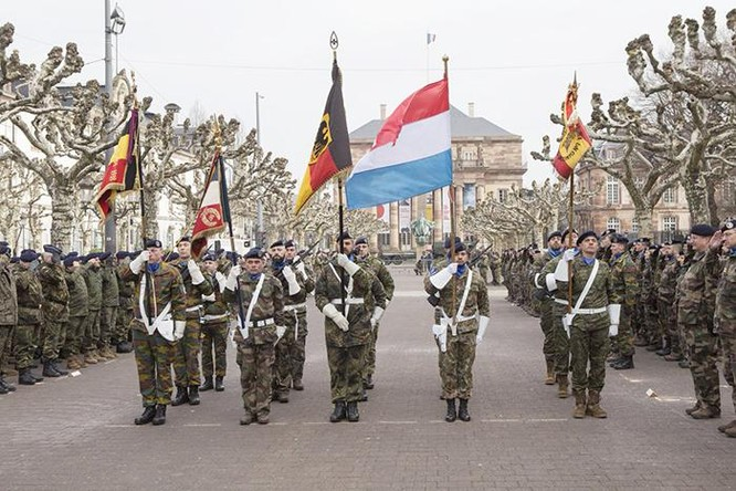 EU thành lập quân đội riêng sẽ làm NATO tan rã? ảnh 6