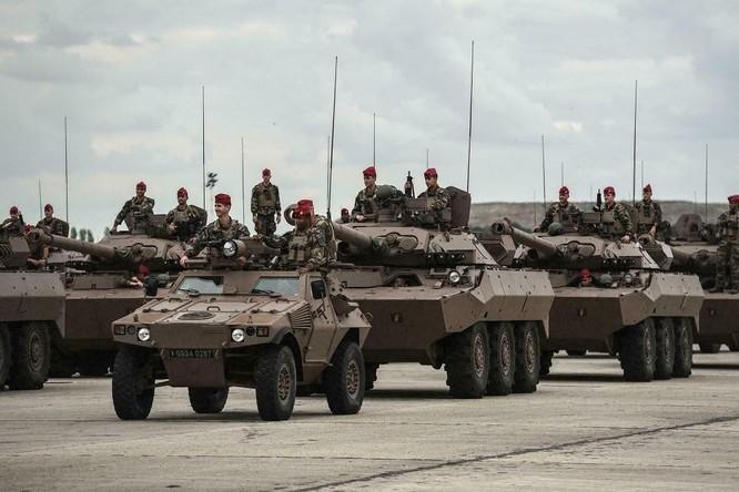 EU thành lập quân đội riêng sẽ làm NATO tan rã? ảnh 1