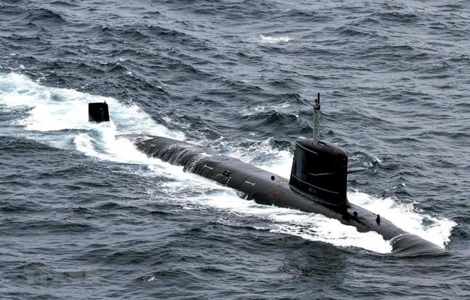 """Tàu ngầm nguyên tử """"Omsk"""" của Nga lại làm người Mỹ lo sợ ảnh 2"""