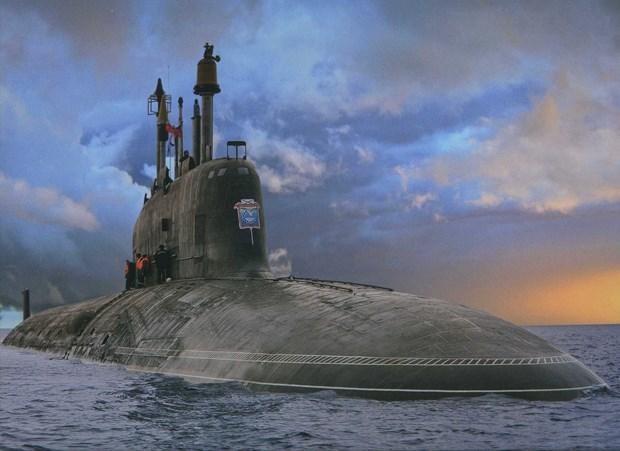 """Tàu ngầm nguyên tử """"Omsk"""" của Nga lại làm người Mỹ lo sợ ảnh 3"""