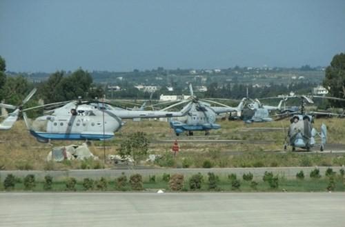 """""""Sát thủ săn ngầm"""" Mi-14PL của Syria bất ngờ tái xuất ảnh 1"""