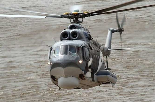"""""""Sát thủ săn ngầm"""" Mi-14PL của Syria bất ngờ tái xuất ảnh 2"""