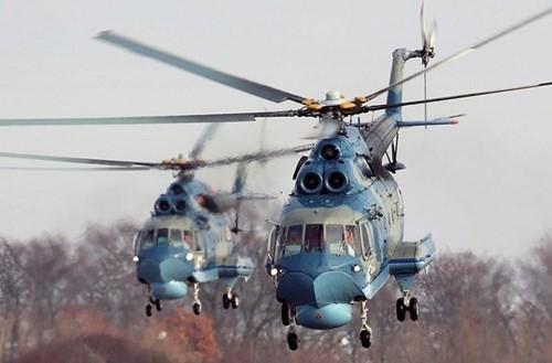 """""""Sát thủ săn ngầm"""" Mi-14PL của Syria bất ngờ tái xuất ảnh 3"""