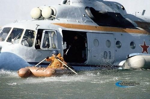 """""""Sát thủ săn ngầm"""" Mi-14PL của Syria bất ngờ tái xuất ảnh 4"""
