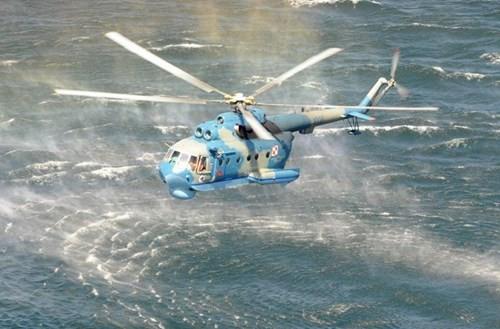 """""""Sát thủ săn ngầm"""" Mi-14PL của Syria bất ngờ tái xuất ảnh 5"""