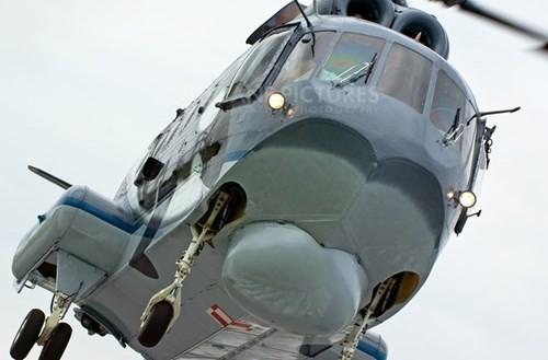 """""""Sát thủ săn ngầm"""" Mi-14PL của Syria bất ngờ tái xuất ảnh 7"""