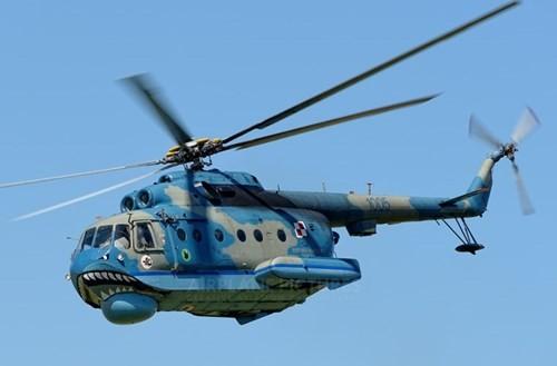 """""""Sát thủ săn ngầm"""" Mi-14PL của Syria bất ngờ tái xuất ảnh 8"""