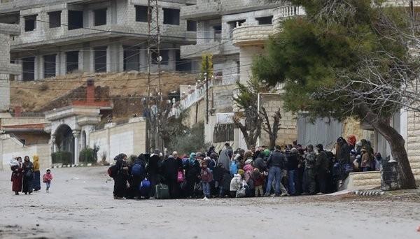 """Nội chiến Syria, người dân """"sống không bằng chết"""" ảnh 1"""