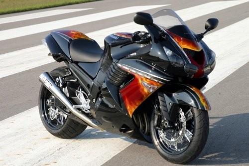 Top 10 môtô tốc độ khủng khiếp nhất thế giới ảnh 6