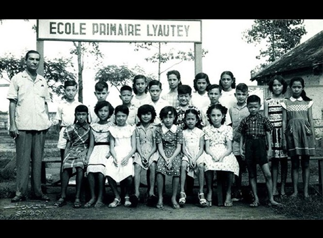 """""""Người lạ, giống Pháp"""" – số phận khắc nghiệt của những người con lai Á -Âu ảnh 2"""
