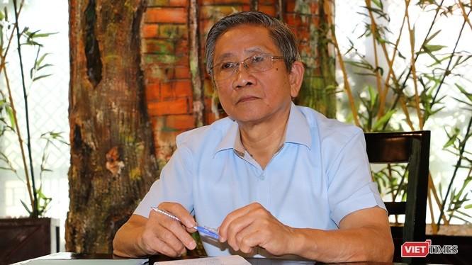 GS. Nguyễn Minh Thuyết: Không dùng ngân sách nhà nước làm sách giáo khoa là đúng ảnh 1