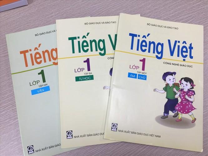 Nhà nghiên cứu ngôn ngữ Đào Tiến Thi: Ngữ liệu trong sách giáo khoa thử nghiệm Tiếng Việt lớp 1 – Công nghệ giáo dục ảnh 1