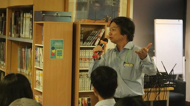 Nhà nghiên cứu ngôn ngữ Đào Tiến Thi: Ngữ liệu trong sách giáo khoa thử nghiệm Tiếng Việt lớp 1 – Công nghệ giáo dục ảnh 2
