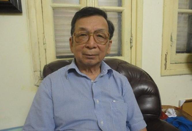 """GS. TS. Trần Lâm Biền: """"Nếu nhà sư đem tiền công đức biến thành tài sản riêng thì không thể chấp nhận được!"""" ảnh 1"""