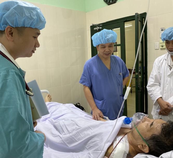 """Giáo viên người Nhật thoát khỏi """"tử thần"""" sau tai nạn giao thông ảnh 1"""