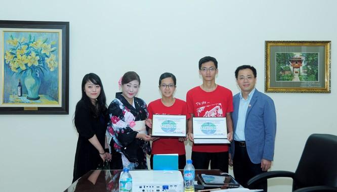 3 sinh viên Trường Đại học Y Hà Nội xuất sắc được nhận học bổng MERRO 2019 ảnh 2