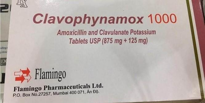Bị phạt 40 triệu đồng vì sản xuất thuốc không đạt tiêu chuẩn chất lượng ảnh 1