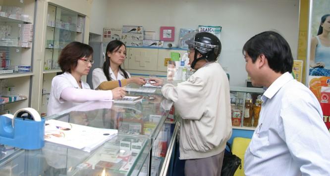 Hà Nội: Chưa kiểm soát được việc kê đơn ở nhà thuốc tư nhân ảnh 1