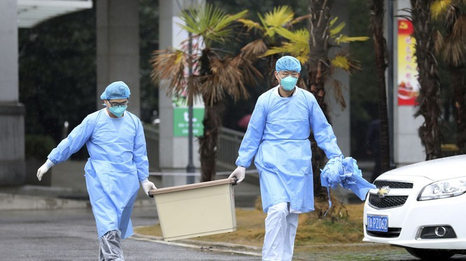 """Bệnh do virus Corona diễn biến phức tạp, Bộ Y tế ra chỉ thị """"nóng"""" ảnh 1"""