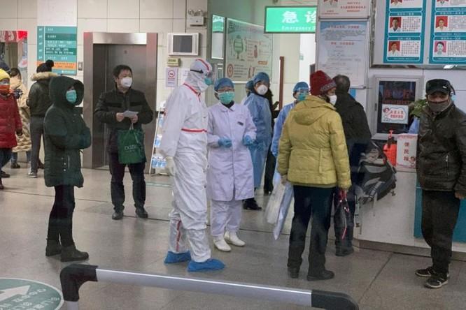 Nóng: Số người mắc và tử vong do virus Corona tiếp tục tăng ảnh 3