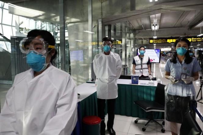 Nóng: Số người mắc và tử vong do virus Corona tiếp tục tăng ảnh 5