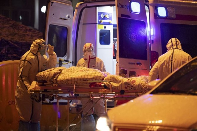 Số người mắc và tử vong do virus Corona tiếp tục tăng: Trung Quốc căng thẳng ứng phó với dịch bệnh ảnh 3