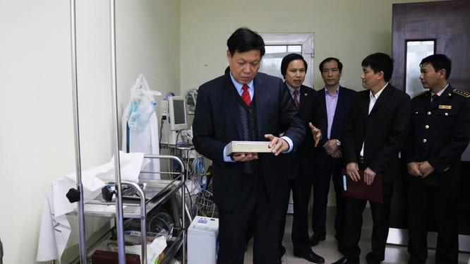Cửa khẩu quốc tế Lạng Sơn: Căng mình ngăn chặn dịch do virus Corona ảnh 4