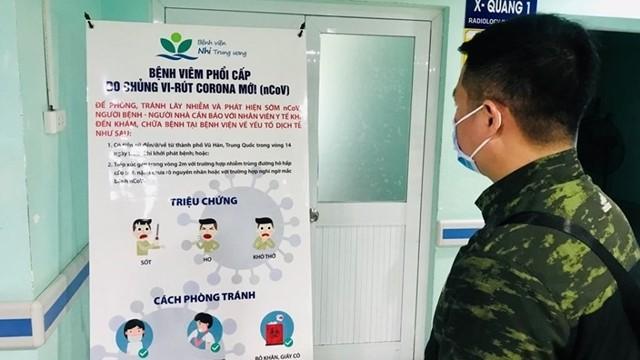 Các bệnh viện lớn khẩn trương chuẩn bị mọi tình huống, sẵn sàng ứng phó với dịch do virus Corona ảnh 2