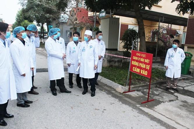 """Bộ Y tế đưa Đội cơ động phản ứng nhanh thường trực tại """"điểm nóng"""" của virus Corona ảnh 3"""