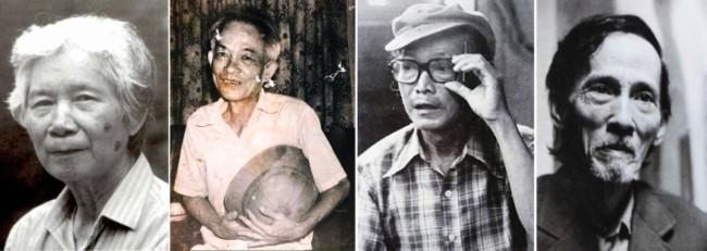 Những người muôn năm cũ – chân dung văn nghệ sĩ Hà Thành nức tiếng một thời ảnh 1