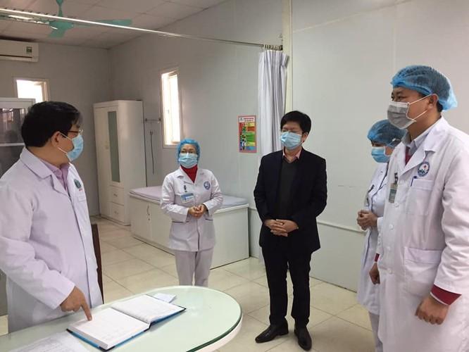 """16 ca mắc Covid-19, Bộ Y tế đến """"tâm dịch"""" ở Vĩnh Phúc ảnh 1"""