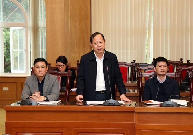 Vĩnh Phúc: Hơn 100 người dân xã Sơn Lôi chưa trở về nơi cư trú ảnh 1