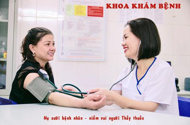 Bệnh viện Xanh Pôn điều chỉnh lịch khám giúp bệnh nhân không phải chờ lâu ảnh 1