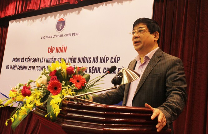 Hơn 3.000 bác sĩ nhiễm virus SARS-CoV-2 ở Vũ Hán - Việt Nam tổ chức tập huấn phòng và kiểm soát lây nhiễm ảnh 1