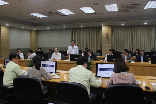 Kiểm tra công tác ứng phó với dịch COVID-19 ở các bệnh viện của Thái Nguyên và Công ty Samsung ảnh 4