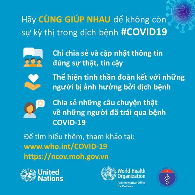 Làm gì để sẵn sàng chiến đấu với COVID-19? ảnh 6