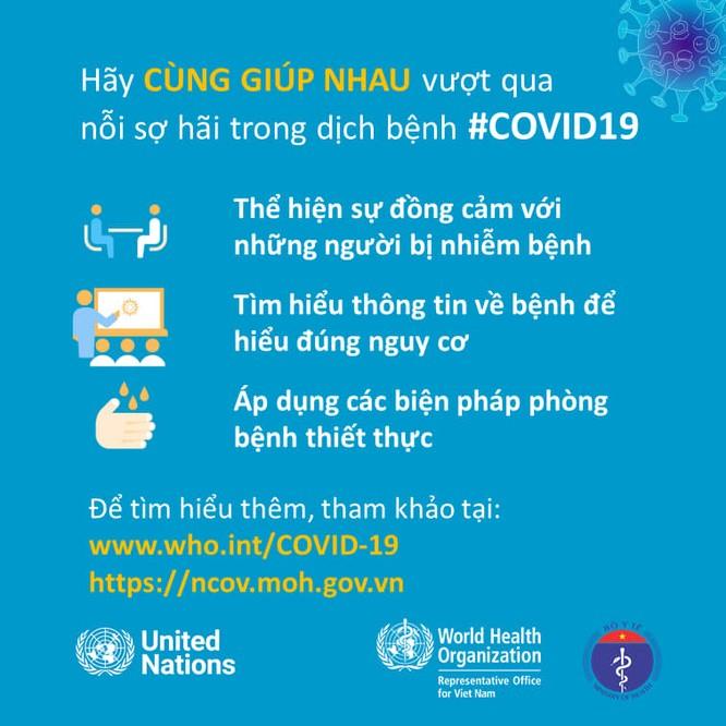 Làm gì để sẵn sàng chiến đấu với COVID-19? ảnh 7