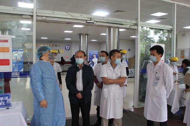 Bộ Y tế yêu cầu Bệnh viện Việt Pháp rút kinh nghiệm khi bệnh nhân 237 mắc COVID-19 đã 2 lần có mặt ở đây ảnh 5