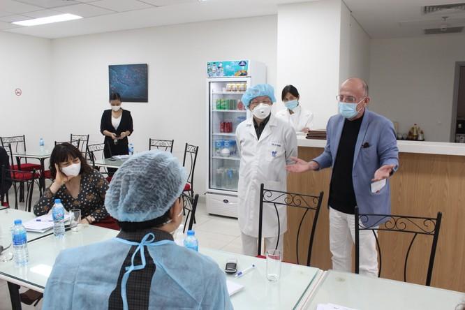Bộ Y tế yêu cầu Bệnh viện Việt Pháp rút kinh nghiệm khi bệnh nhân 237 mắc COVID-19 đã 2 lần có mặt ở đây ảnh 2