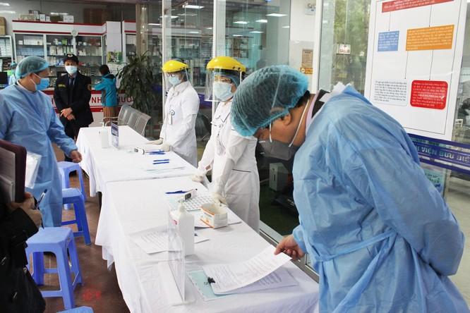 Bộ Y tế yêu cầu Bệnh viện Việt Pháp rút kinh nghiệm khi bệnh nhân 237 mắc COVID-19 đã 2 lần có mặt ở đây ảnh 4