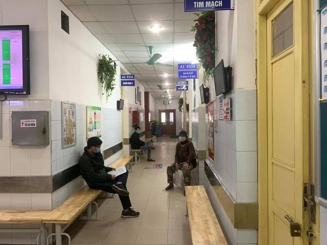 Bệnh viện Xanh Pôn không điều trị bệnh nhân mắc COVID-19 ảnh 1