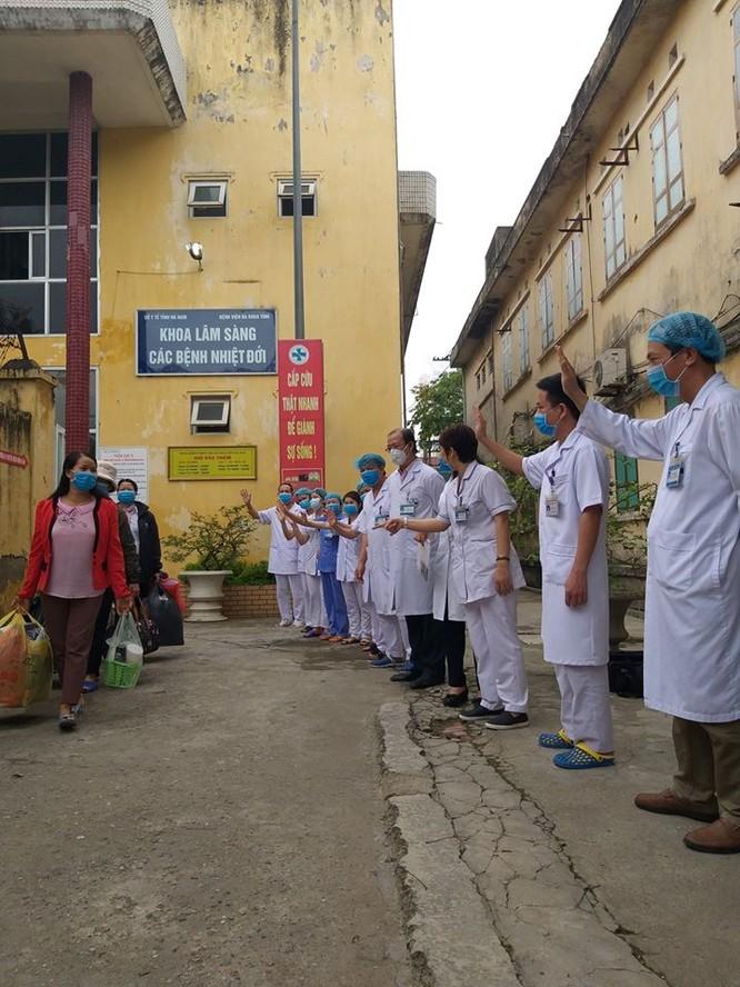 Tin vui: 176 bệnh nhân mắc COVID-19 đã khỏi bệnh ảnh 1