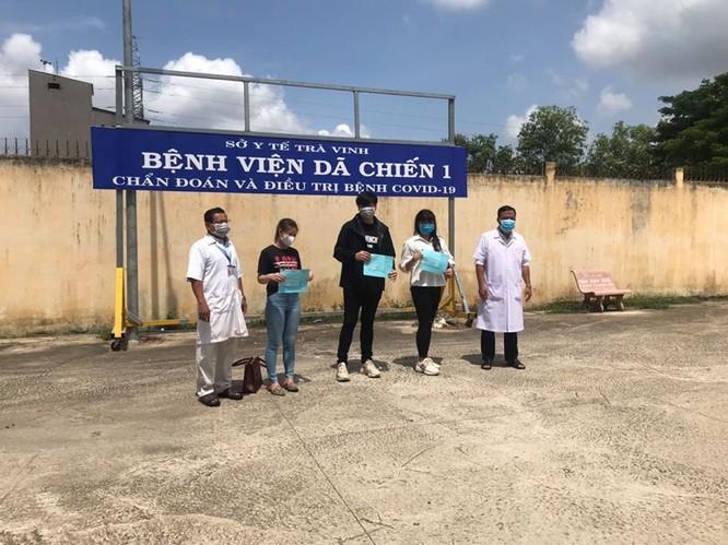 Thêm 21 bệnh nhân nhiễm virus SARS-CoV-2 khỏi bệnh, Việt Nam đã có 198 người ra viện ảnh 2